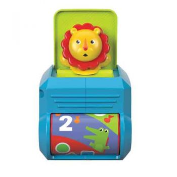Fisher Price Spin n Surprise Lion