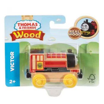 Thomas & Friends Wooden Railway Small Engine - Victor