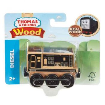 Thomas & Friends Wooden Railway Small Engine - Diesel