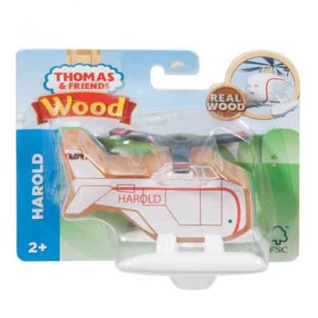 Thomas & Friends Wooden Railway Small Engine - Harold