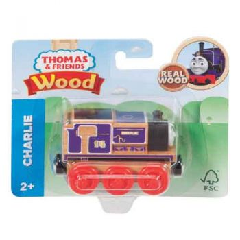 Thomas & Friends Wooden Railway Small Engine - Charlie
