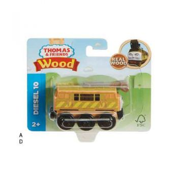 Thomas & Friends Wooden Railway Small Engine - Diesel 10