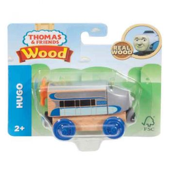 Thomas & Friends Wooden Railway Small Engine - Hugo