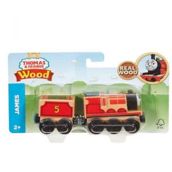Thomas & Friends Wooden Railway Large Engine - James