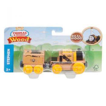 Thomas & Friends Wooden Railway Large Engine - Stephen