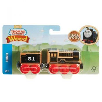 Thomas & Friends Wooden Railway Large Engine - Hiro