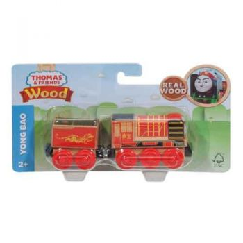 Thomas & Friends Wooden Railway Large Engine - Yong Bao