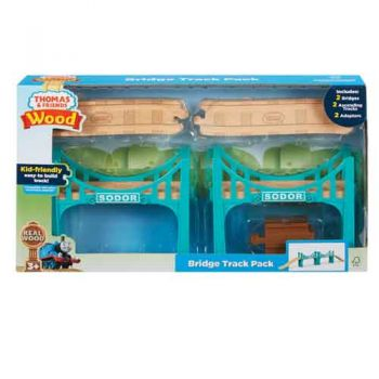 Thomas & Friends Wooden Railway - Bridge Track Pack