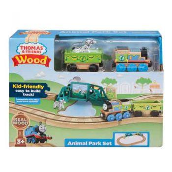 Thomas & Friends Wooden Railway - Animal Park Set