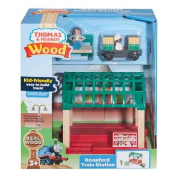 Thomas & Friends Wooden Railway - Knapford Train Station