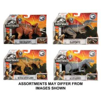Jurassic World Roarivores assorted ( ONLY SOLD in Carton of 4 )