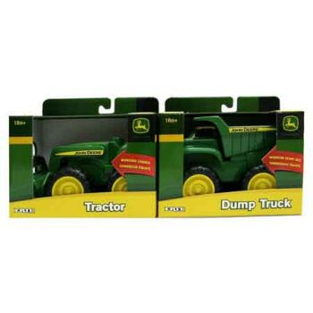 John Deere 15cm Sandpit Vehicles assorted