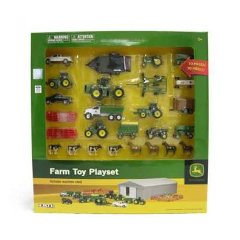 John Deere Mini Vehicle Value Set