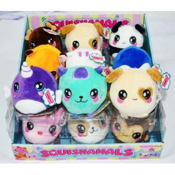 Squishamals ( ONLY SOLD in Display of 18 )