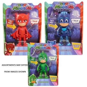 PJ Masks Deluxe Talking Figure assorted