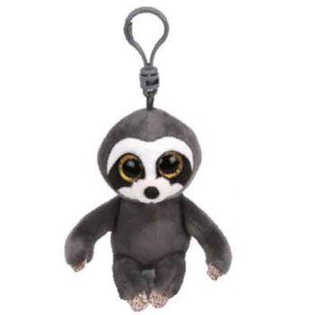 Ty Beanie Boos Clips - Dangler the Grey Sloth