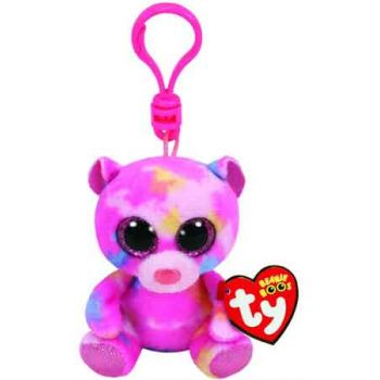 Ty Beanie Boos Clips - Franky the Multi Bear