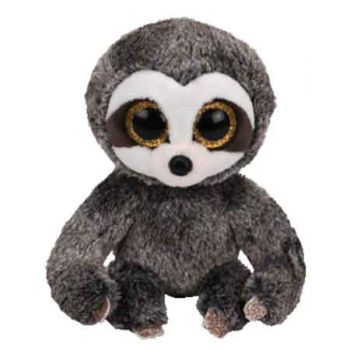 Ty Beanie Boos Medium - Dangler the Grey Sloth
