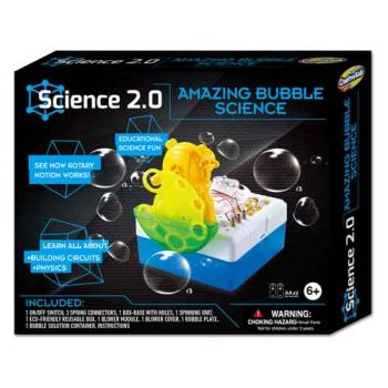 Science 2.0 Amazing Bubble Science