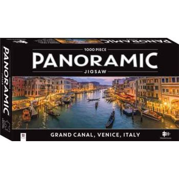 1000pce Panoramic - Grand Canal, Venice