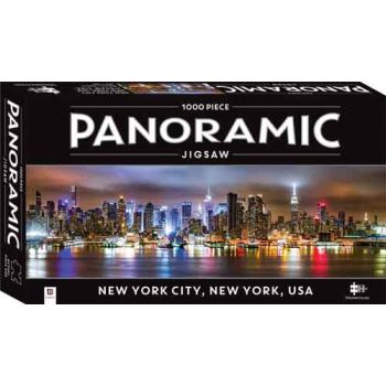 1000pce Panorama - New York City, NY