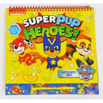 Paw Patrol Activity Set