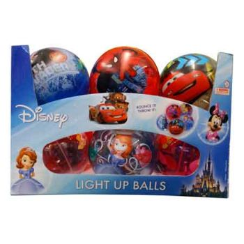100mm Light Balls assorted ( ONLY SOLD in Display of 12 )