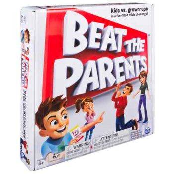 Beat The Parents Board Game - Australian Edition