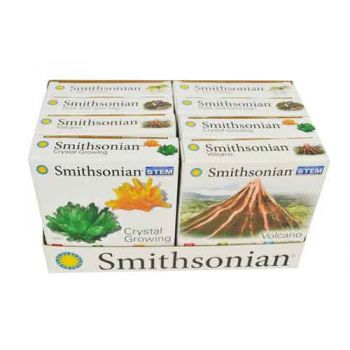 Smithsonian Mini Boxed assorted ( ONLY SOLD in Display of 8 )