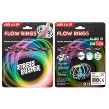 Flow Rings Stress Buster ( was RRP $9.99 )