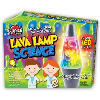 Science By Me Lava Lamp Science
