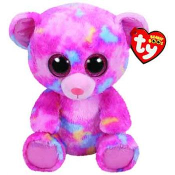 Ty Beanie Boos Medium - Franky Multi Bear