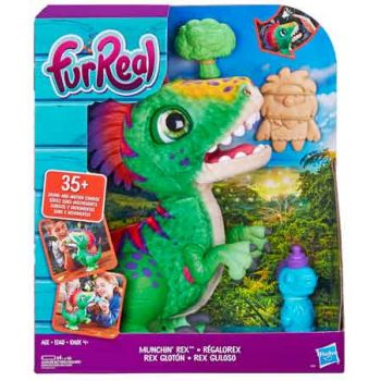 FurReal Munchin Rex Dino