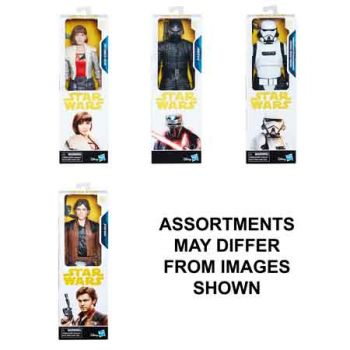 Star Wars Han Solo S2 Figures assorted ( ONLY SOLD in carton of 8 )