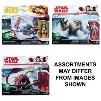 Star Wars Han Solo S2 Vehicle Class A assorted