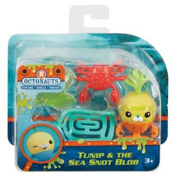 Octonauts Octo Figure & Creature Pack assorted