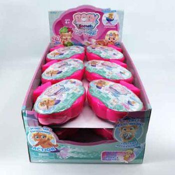 Baby Secrets Merbabies Single Pack ( ONLY SOLD in Display of 18 )