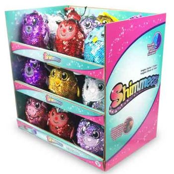 Shimmeez Clip Ons in CDU assorted ( ONLY SOLD in Display of 27 )