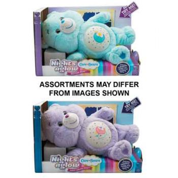 Care Bears Nights a Glow Light Up assorted
