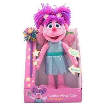 Sesame Street Twinkle Wings Abby