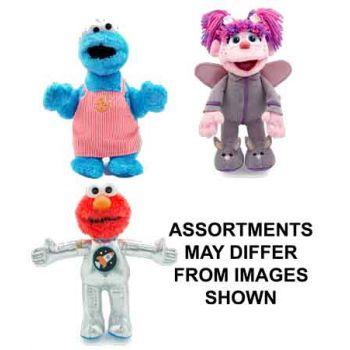 Sesame Street Talking Plush assorted