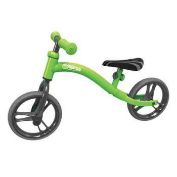 Y Velo Air Balance Bike - Green