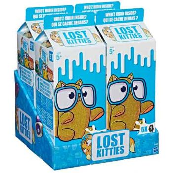 Lost Kitties Multi Pack