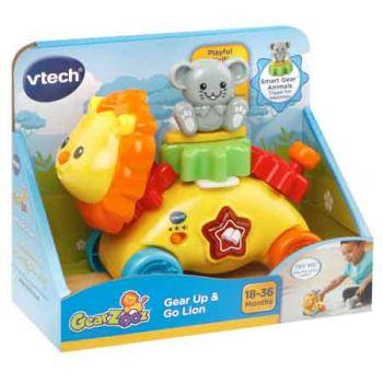 VTech Gear Up & Go Lion