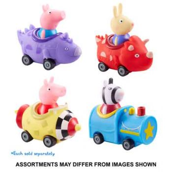 Peppa Pig Mini Buggy assorted