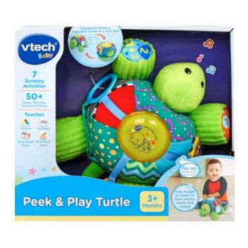 VTech Peek & Play Turtle