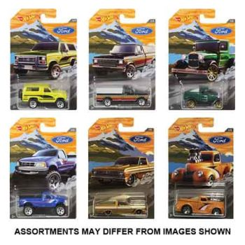 Hot Wheels Ford Truck assorted ( ONLY SOLD in carton of 36 )