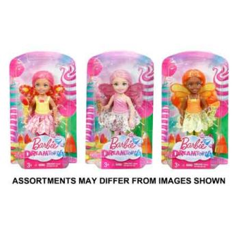 Barbie Fairytale Chelsea assorted
