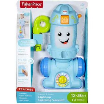 Fisher Price Laugh & Learn Light-Up Vacuum