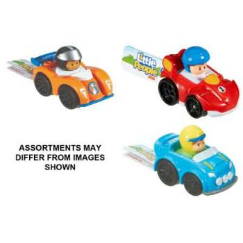 Fisher Price Little People Wheelies assorted